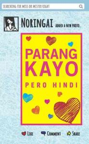 Parang Kayo Pero Hindi Book Cover